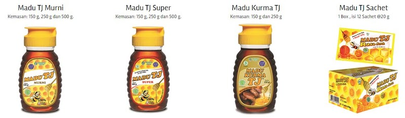 Grosir Madu TJ All Varian