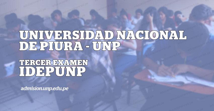 Resultados IDEPUNP ADES UNP 2018-2 (Examen 23 Diciembre) Resultados Tercer Examen - Ciclo Regular (Sullana - Talara - Paita - Sechura - Chulucanas - Tambogrande - Piura - Ayabaca - Huancabamba) Universidad Nacional de Piura - www.unp.edu.pe | www.admisionunp.com