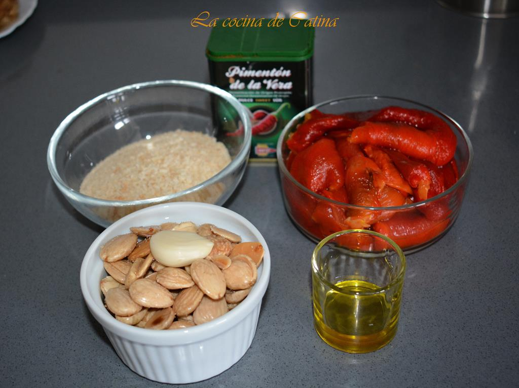 La cocina de catina sobrasada vegetal for Cocina 5 ingredientes jamie