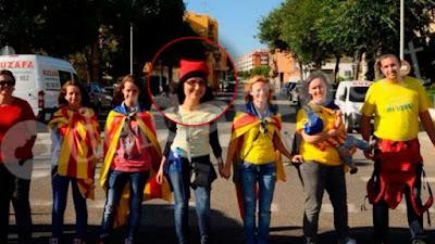 ciudadanos, cataluña, manifestación, diada,