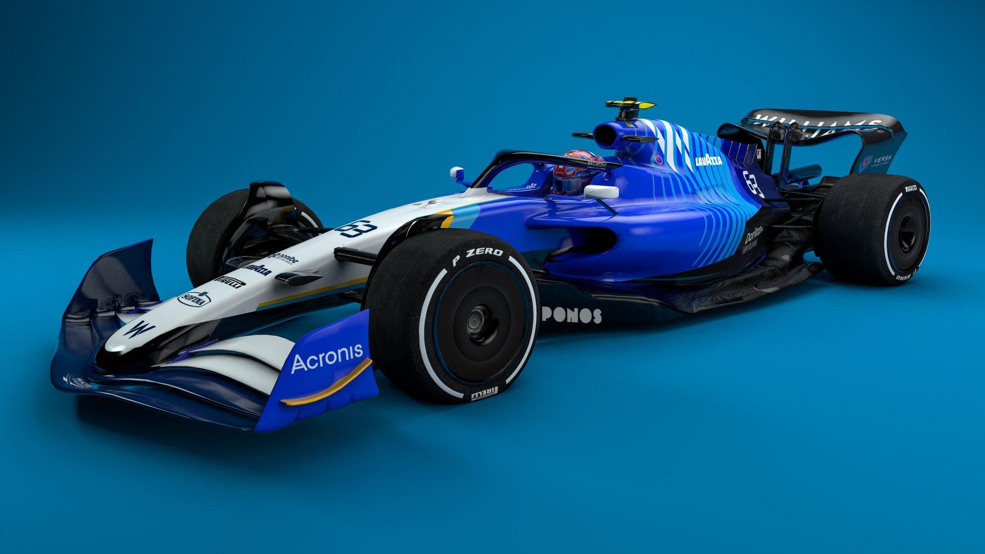 IMPERDÍVEL: Confira as pinturas das equipes de 2021 no carro de F1 de 2022 - estão ótimas!
