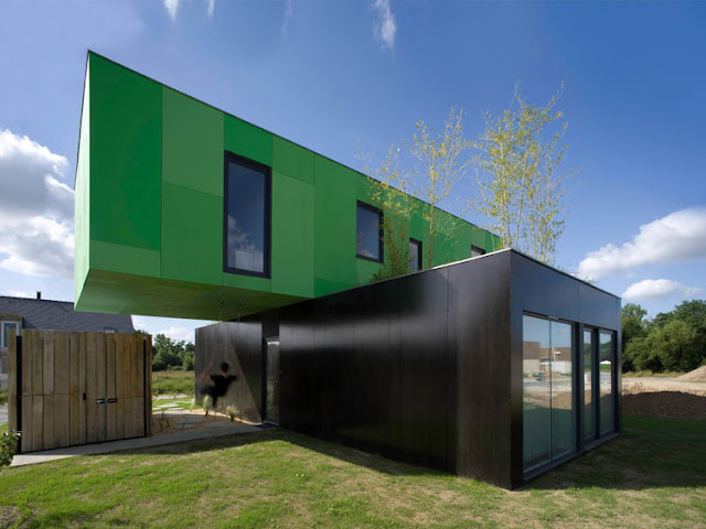 Case Prefabbricate Crossbox House