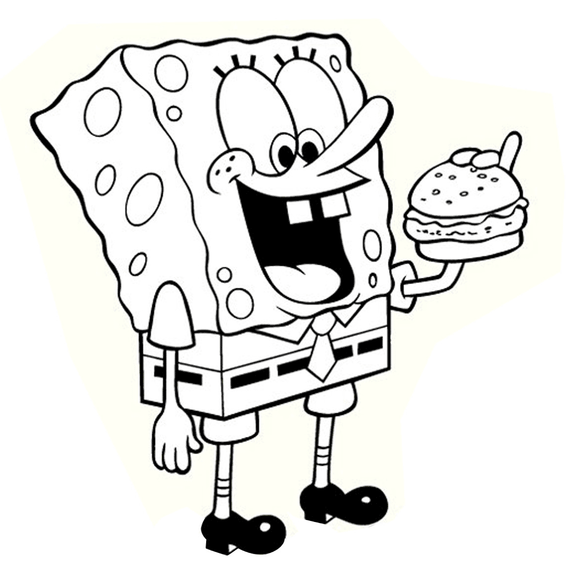 Printable Spongebob Coloring Pages Are Pretty Cool