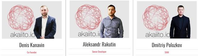 Akaiito adalah platform P2P dengan model bisnis C2C. Akaiito akan menjadi platform yang bisa digunakan untuk keperluan implementasi cryptocurrency untuk aktivitas harian.