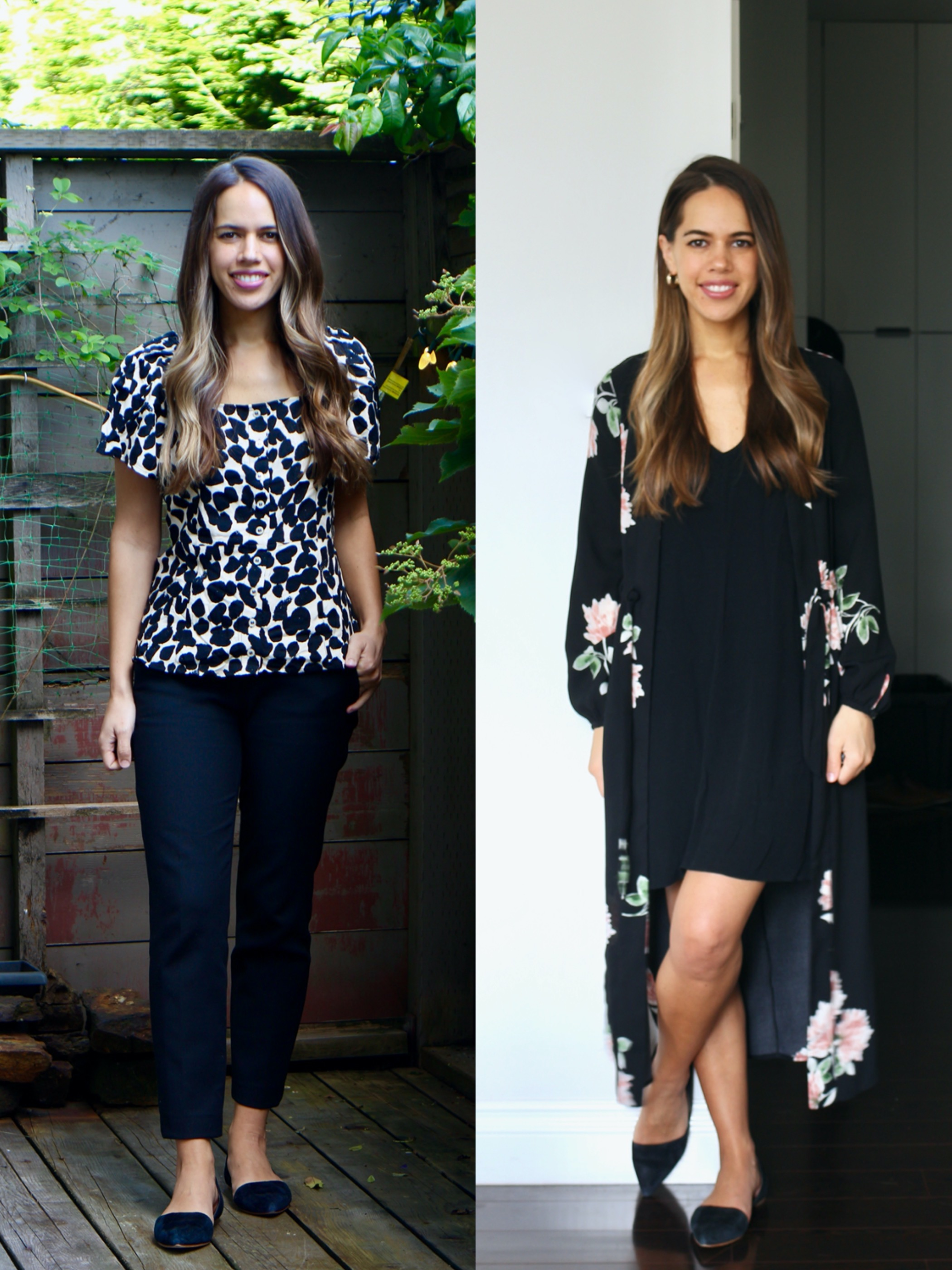 Jules in Flats - June Outfits Week 3 (Business Casual Workwear on a Budget)