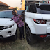 Fiji musician, Malaika buys himself a Range Rover E-Vogue ...photo