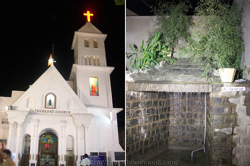 St.Theresa's Church Karur