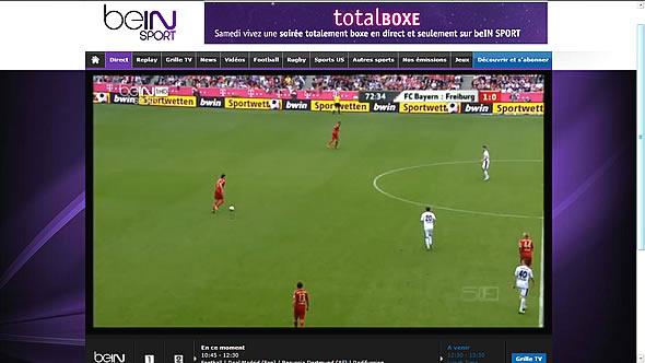 برنامج مشاهدة قنوات bein sport على الكمبيوتر 2020