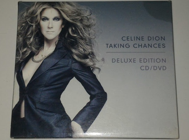 cd celine dion taking chances deluxe edition gudang. Black Bedroom Furniture Sets. Home Design Ideas