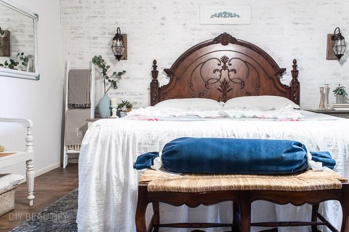 light bedding for Spring