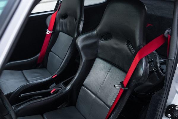 Interior Porsche 911 GT2 (993)