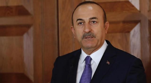 Dışişleri Bakanı Çavuşoğlu: Saldırıların amacı İdlib'i ele geçirmek.