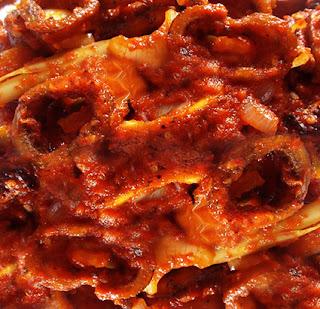Resep-dan-Cara-membuat-Cumi-Basah-Balado-khas-padang-pedas-enak