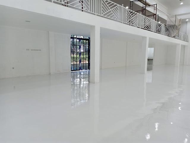 Jasa Epoxy Lantai Laboratorium