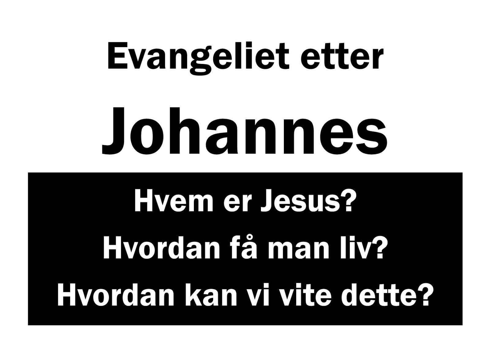 hva betyr ordet evangelium