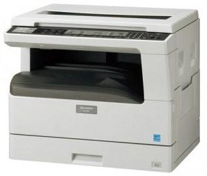 Sharp AR-5618 Printer Status Monitor Utility Software