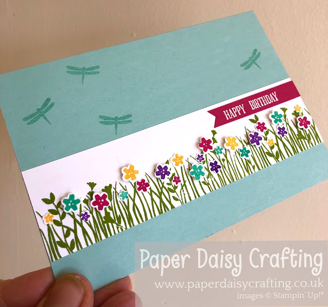 Field of Flowers Stampin Up!