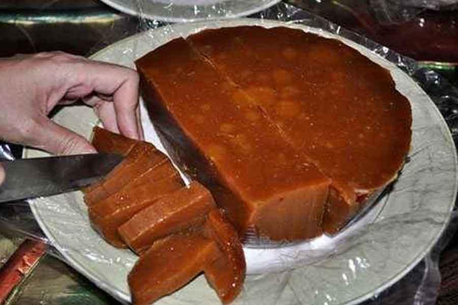 makanan khas betawi jakarta Dodol Betawi