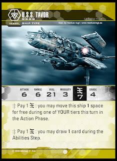 Vessel type: U.S.S. Tavor