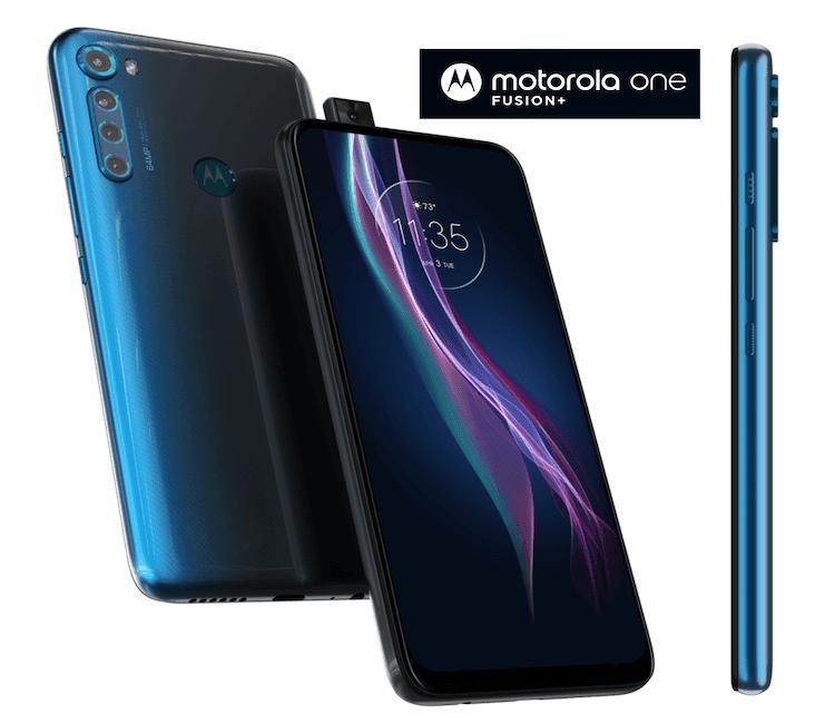 Motorola Announces One Fusion Plus SmartPhone With 16MP Pop Up Selfie Camera