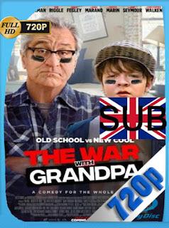 En guerra con mi abuelo (2020) HD 720p Subtitulado [Google Drive] Panchirulo
