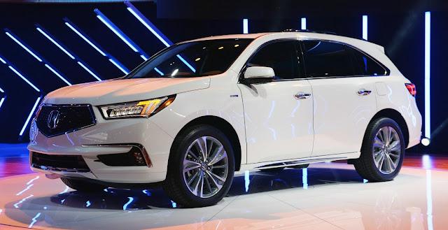 Acura MDX 2016-2017