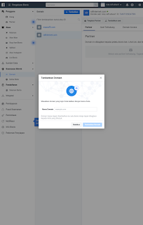 Cara Verifikasi Kepemilikan Domain di Facebook