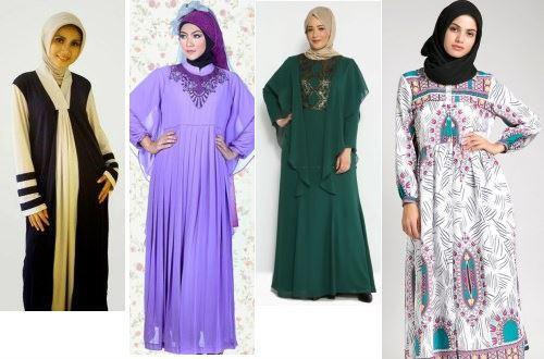 Cara Memilih Baju Muslim Untuk Orang Gemuk