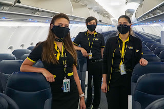 Spirit Airlines COVID 19 Medical Team