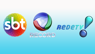 SBT, RECORD TV E REDETV! SAIRÃO DO AR NA TV PAGA