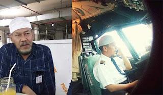 Sosok Haji Afwan, Pilot Sriwijaya Air yang Dikenal Santun dan Soleh