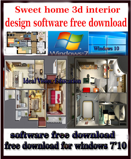 Sweet Home 3d Interior Design Software Free Download