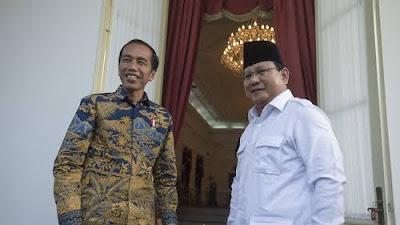 Survei Terbaru : Prabowo Menteri Terbaik, 70% Rakyat Puas Kinerja Jokowi
