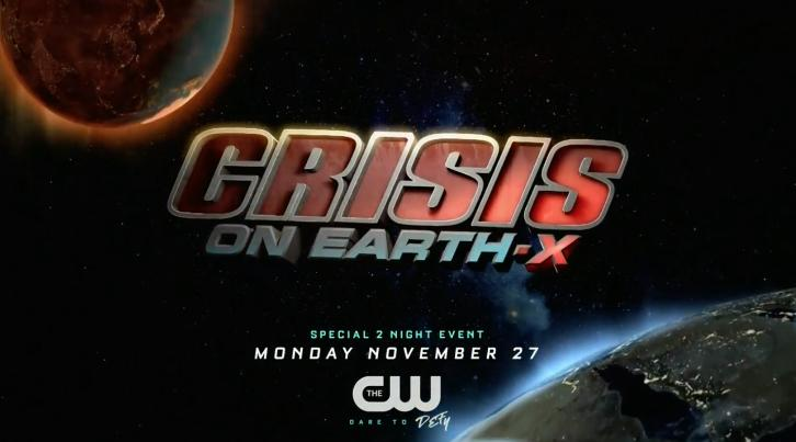 Crisis on Earth-X - Teaser Promos *Updated*