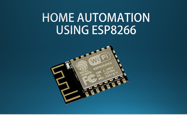 كورس home automation using esp8266  lesson 1