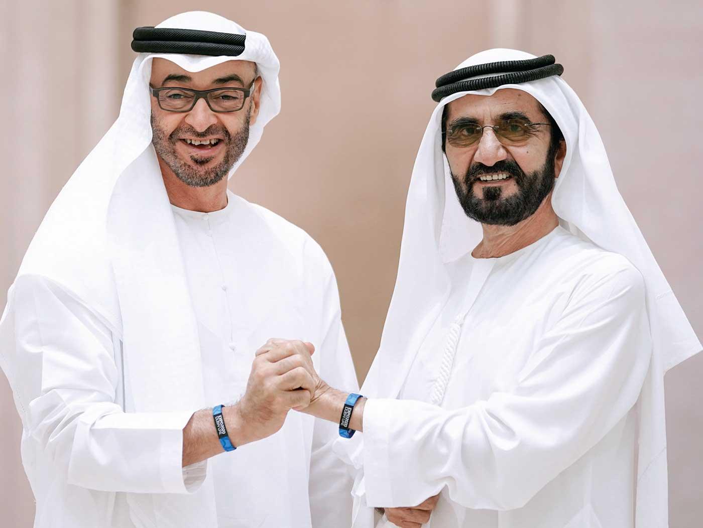 محمد بن راشد يعلن تعيينات جديدة في حكومة الإمارات