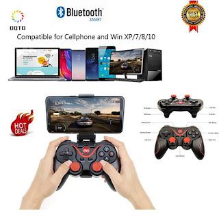 joystick gamepad per android ios smartphone pc windows ps3 foyu