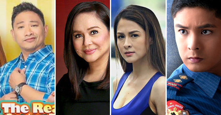 Pepito Manaloto, MMK, Super Ma'am and Ang Probinsyano.