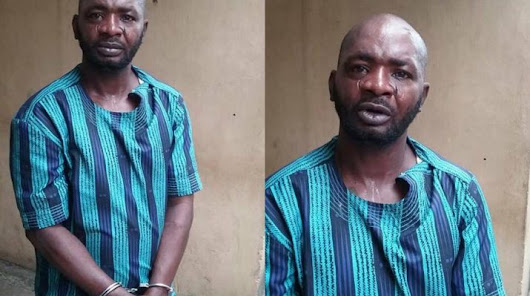 Man who killed former winner of Gulder Ultimate Search, Hector –  In Police custody [Photos]