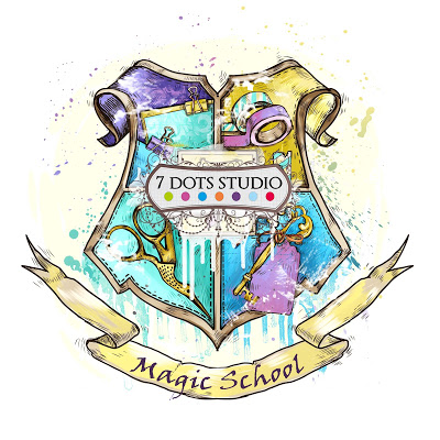 """Magic School"" by 7 Dots Studio"