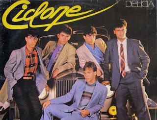 Ciclone grupo anos 80
