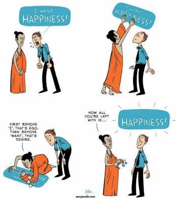 Hạnh phúc đến từ đâu? 1