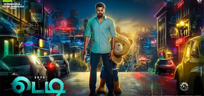 review teddy (2021) hindi movie