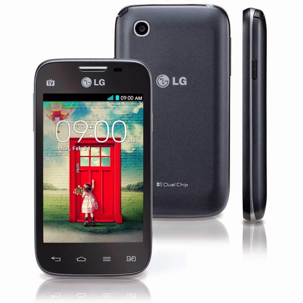 Hard Reset LG Optimus L40 (D160/D170)