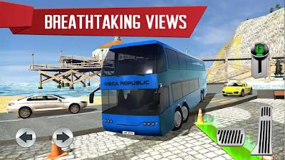 تحميل أخر إصدار 1.0 لعبة Parking Island جزيرة وقوف السيارات طريق الجبل برابط مباشر