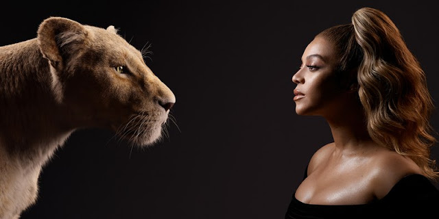 Beyonce features Wizkid, Tiwa Savage, Tekno in The Lion King ;The Gift album