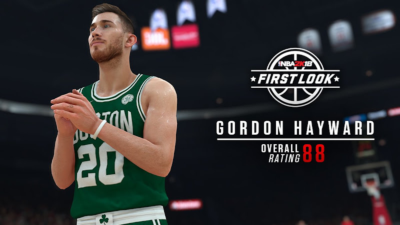 Celtics Hayward