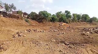 नदी का अवैध उत्खनन करने पर नगर की सामाजिक संस्था ने एसडीएम को सौंपा ज्ञापन