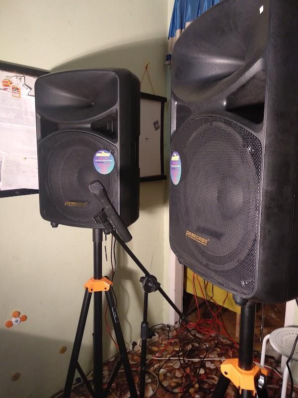 Suku Seni Menyewakan Sound System
