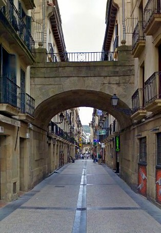 San Sebastian (Guipúzcoa).